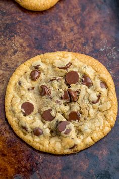 Chocolate Chip Cookies - Dinner, then Dessert Best Chocolate Chip Cookies Recipe, Chocolate Chip Oatmeal, Yummy Cookies, Biscotti Cookies, Homemade Cookies, Chocolate Cupcakes, Chocolate Chips, Baking Recipes, Dessert Recipes