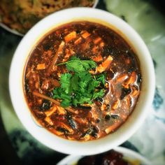 Chinese Hot and Sour Soup 酸辣湯  | Chinese Recipes at TheHongKongCookery.com