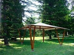 Vivere il giardino d'estate: cene, feste e relax sotto il gazebo #Casa #Arredo