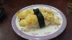 Malaysia - shrimp tempura sushi