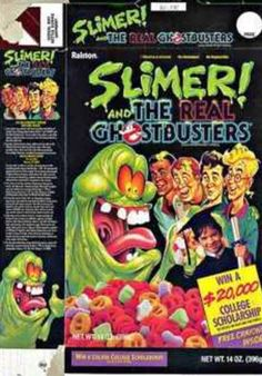 The 80s gave us great cereal