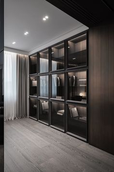 Walk In Closet Design, Bedroom Closet Design, Closet Designs, Modern Home Interior Design, Luxury Interior, Modern House Design, Plywood Furniture, Design Furniture, Dressing Room Design