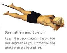 Healing (or Preventing) Hamstring Injuries Hamstring Strengthening, Hamstring Pull, Hamstring Muscles, Hamstring Workout, Hamstring Stretches, Eccentric Hamstring Exercises, Tendon Tear, Lower Back Pain Exercises, Yoga International