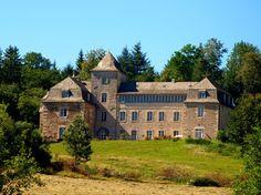 Château de Fargues - Vitrac, Cantal, Auvergne
