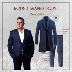 If your shoulders and legs appear slightly thinner than the middle area of your body, Then you fall under the category of oval shape.Wear the right clothes according to your body type. Shape Wear, Vertical Stripes, Male Body, Oval Shape, Body Shapes, Style Guides, Trendy Outfits, What To Wear, Scale