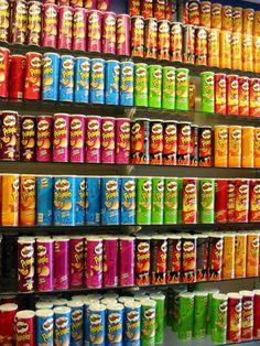 Different Types Of Pringles : different, types, pringles, Different, Pringles, Chips, Ideas, Pringles,, Chips,, Potato