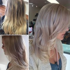 Brightened up this gorgeous blond. Eliminated gold with babylights and illumina 10/69 and 10/36. #yyj #yyjhair #langfordhairstylist #langfordhair #platinum #blonde #blondhair #wella #illumina #redavid #studio62 #pretty #modernsalon