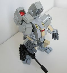 A medium sized mecha in use as missile carrier Legos, Lego Words, Cool Lego, Awesome Lego, Hulk, Spa Specials, Lego Robot, Lego Mechs, Lego For Kids