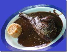 chocolate-chicken...taking mole and unctuous to a whole new level.