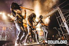 The Maverick Stage - Dragonforce 12 June 2015 Stage, June, Wonder Woman, Superhero, Concert, Fictional Characters, Women, Concerts, Fantasy Characters