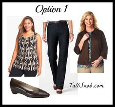 Tall Plus Size Personal Shopping