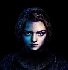 "Game of Thrones S3 Maisie Williams as ""Arya Stark"""