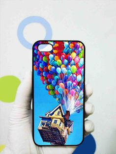 Up Balloons iphone 5 case