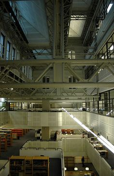 Koninklijke Bibliotheek #readingroom