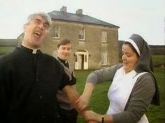 The Silly Vicar: Lent Crocuses and Fr Ted British Tv Comedies, British Comedy, Father Ted, Morale Boosters, Irish Catholic, Vicars, Comedy Tv, Can't Stop Laughing, Great British