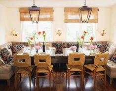 Banquette Gloria on
