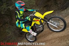 """""""Making great use of color, graphics, and design, the Fly Racing Kinetic Women's Racewear jersey, pants, and gloves are a super comfortable, durable, and stylish ensemble, and have become my go-to moto gear.""""  #FLYRacingFamily #WomensGear #Moto #Review        https://ultimatemotorcycling.com/2016/03/12/fly-racing-kinetic-womens-racewear-review-off-road-test/"""