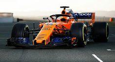 2018 McLaren MCL33: New look, new engine, new determination!  #F1 #Formula1 #McLaren #MCL33