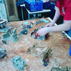 Another pic from the gaming night  at Warlord Games Gates of Antares gaminf night. Its a great game and a great move for anyone looking for the grown up version of sci-fi games with hidden tactical play and style. Yet with all this its one even younger gamers can get to grips with.  #Nottingham #boardgames #warmongers  #warlordgames  #gatesofantares #wargaming