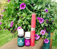 Young Living Rosemary and Lavender oil for longer thicker eyelashes. 1 drop YL Rosemary oil, 1 drop Lavender oil and a new tube of your favorite mascara. Place the drops in the mascara tube, move the wand gently up and down slowly 5 times. Apply as usual. Rosemary and lavender cleanse the hair shaft promoting growth. Lavender also has great conditioning properties promoting thicker lashes. www.theoildropper.com/debchausky