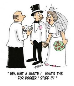 Ideas For Wedding Quotes Stress Funny – funny wedding pictures Free Wedding, Trendy Wedding, Wedding Fun, Wedding Bells, Wedding Cards, Wedding Stuff, Wedding Invitations, Marriage Cartoon, Funny Marriage