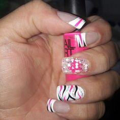 Nails, Beauty, Finger Nails, Nail Art, Fingernail Designs, Ongles, Nail, Sns Nails