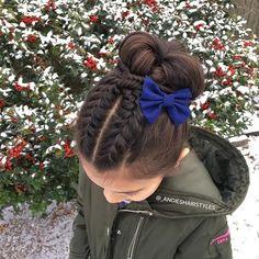 50e3f7d531 Instagram post by Little Girl Hairstyles • Jan 15, 2017 at 9:22am UTC.  Kislány Frizurák ...
