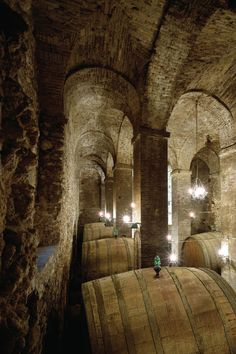 Cantina del Redi, Montepulciano photo by What's on Tuscany & Umbria - all the latest events for your dream holiday
