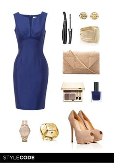 We bring you a wonderful look for a fancy dinner celebration, all the details in MAGSC;  http://www.stylecode.es/espaciosc/espaciosc.php?id=4
