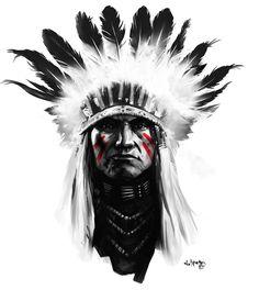 chefe indio