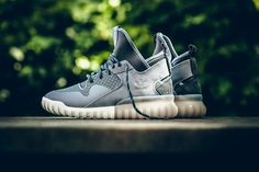 ADIDAS ORIGINALS TUBULAR X - 'SOFT GREY'  #bestsneakersever.com #sneakers #shoes #adidas #originals #tubularx #style #fashion