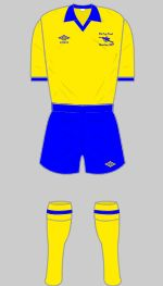 1979 Arsenal FA Cup Final Kit
