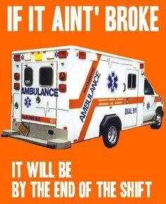 EMS EMT and Paramedic Stuff