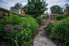 Restoring the Gardens at Frank Lloyd Wright's Taliesin