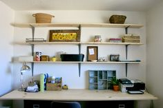 The Little Homeplace: Home Office Reveal