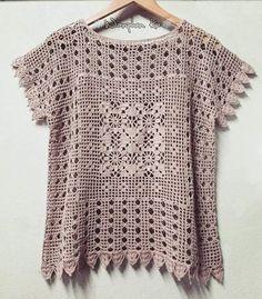 Crochet Summer Blouse Beach Covers 67 Ideas For 2019 Crochet Baby Cocoon, Crochet Baby Cardigan, Mode Crochet, Crochet Top, Crochet Summer, Crochet Baby Clothes Boy, Beach Tops, Summer Blouses, Top Pattern