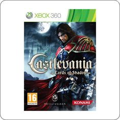 Xbox 360 Castlevania Lords Of Shadow R$94.90