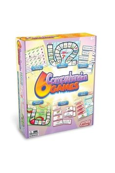 6 Comprehension Games - Junior Learning - This set of educational games and activities is designed for teaching reading comprehension. Educational Games, Learning Games, Games Box, Board Games, Game Boards, Different Games, Little Learners, Matching Games