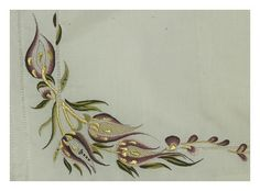 The Beauty of Japanese Embroidery - Embroidery Patterns Herb Embroidery, Japanese Embroidery, Ribbon Embroidery, Floral Embroidery, Embroidery Stitches, Embroidery Patterns, Embroidery For Beginners, Embroidery Techniques, Art Du Fil