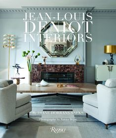 A lovely gift for anyone who appreciates classical style.. The first book on the work of a designer whose refined classical interiors are widely desired and emulated as the epitome of French style. Ho