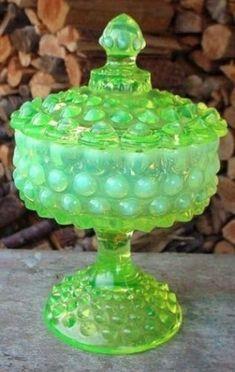 opalescent Fenton Glass