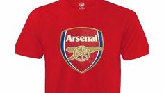 Arsenal F.C. Arsenal FC Official Football Gift Kids Crest T-Shirt Red 6-7 Years No description (Barcode EAN = 5053223072700). http://www.comparestoreprices.co.uk/football-shirts/arsenal-f-c-arsenal-fc-official-football-gift-kids-crest-t-shirt-red-6-7-years.asp