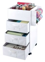 Go-Organize.com Mobile Storage Center