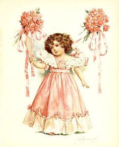 Maud Humphrey (1868-1940) – (500x618)   Vintage Two   Pinterest
