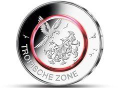 Jetzt sichern: Die neuste 5 Euro Münze!