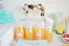 La fiesta de cumpleaños de Alma: Hip, hip... ¡Fruta! (I) Birthday Parties, Party, Diy, Ideas, Fruit, Anniversary Parties, Birthday Celebrations, Bricolage, Parties
