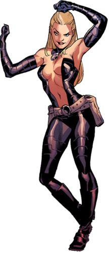 Regan Wyngarde (Earth-616) - Marvel Database