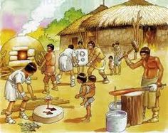 Resultado de imagen de la vida en la prehistoria