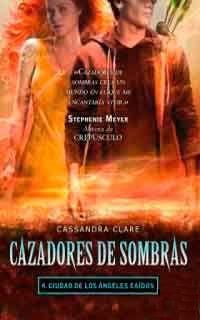 Ciudad de los ángeles caídos de Cassandra Clare