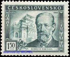 Bedrich-Smetana-Briefmarke2